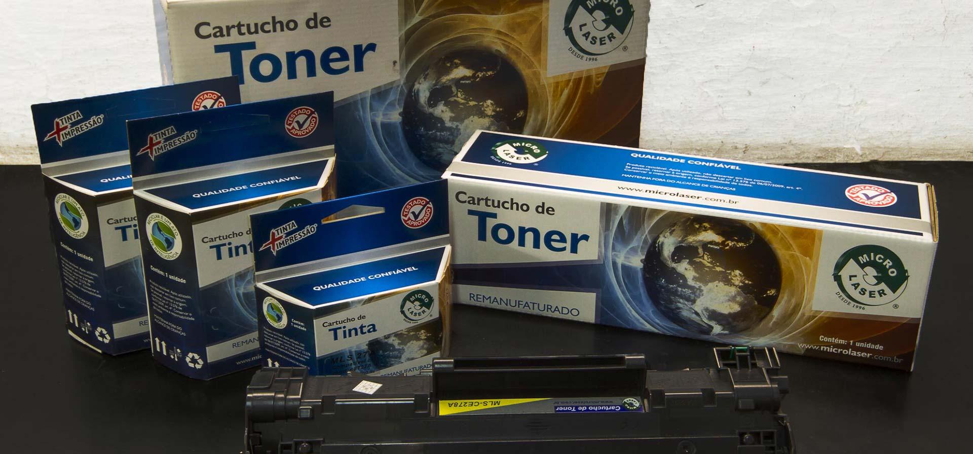 Toners para impressoras